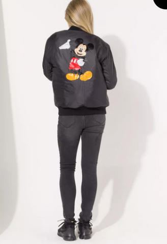 Disney Mickey Bomber Jacket