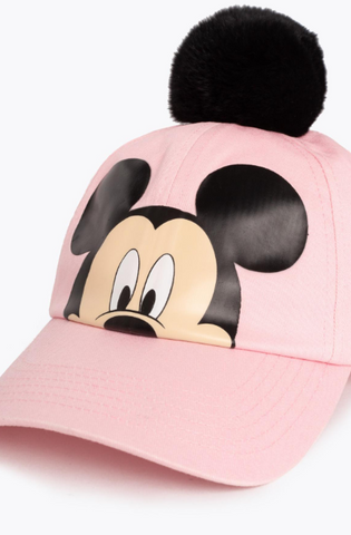 Disney Mickey Pom Pom Dad Hat
