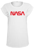Ladies NASA Worm Tee
