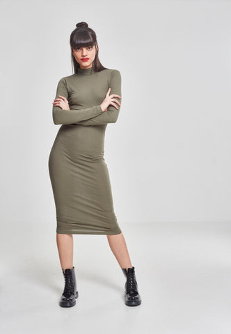 Ladies Turtleneck Dress