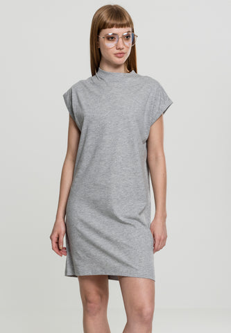 Ladies Extended Shoulder Dress
