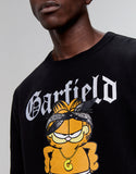 Left Side Garfield