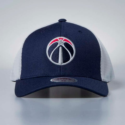 Washington Wizards Mesh Flex Trucker