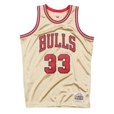 Chicago Bulls #33 Scottie Pippen Swingman Jersey