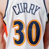 Golden State Warriors #30 Stephen Curry Swingman Jersey