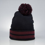 TRUE KNIT NAVY/BURGUNDY