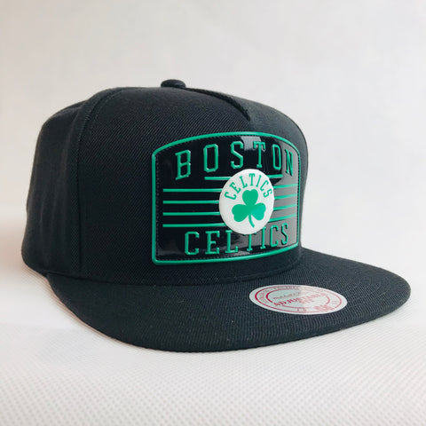 Boston Celtics Weald Patch SB