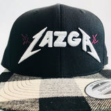 Fingers Checked Snapback
