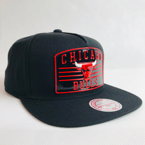 Chicago Bulls Weald Patch SB
