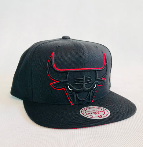 Chicago Bulls Cropped XL