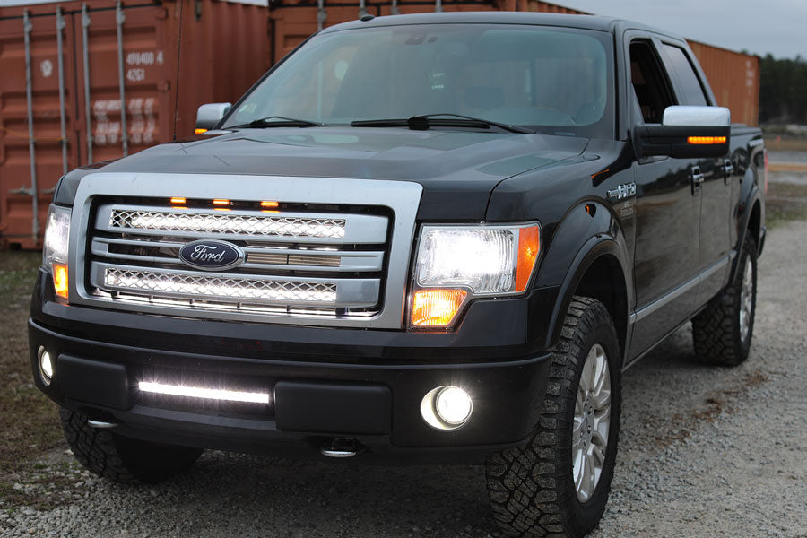 Custom Ford F150 Led Lighting Stand Out Shine Brighter