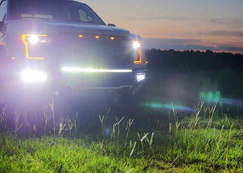 Custom Ford F150 F-150 LEDS