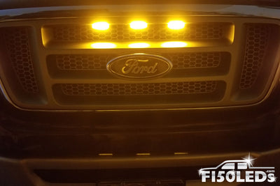 2017 - 2020 F250 Super Duty LED Cargo & High mount brake Lighting