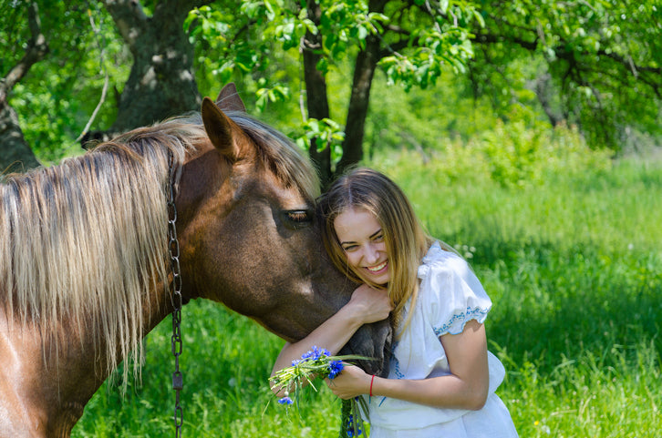 Benefits of connecting on a deeper level with your horse
