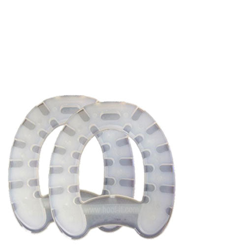 Plastic Horseshoes Size US 1 - EU 130 HOOF-it Natural Flex Horseshoes