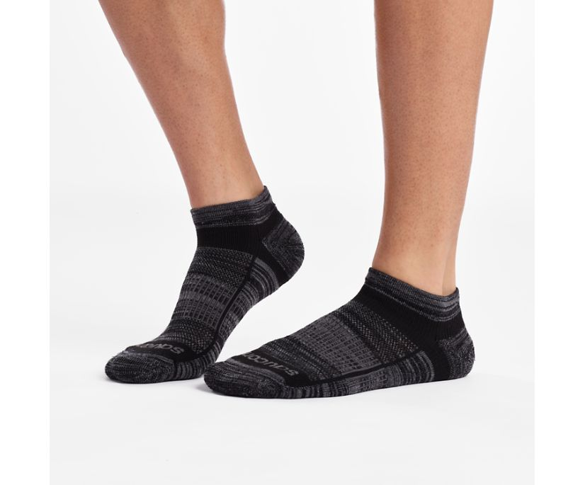 Saucony Inferno Merino Wool Blend Low Cut 3-Pack Sock