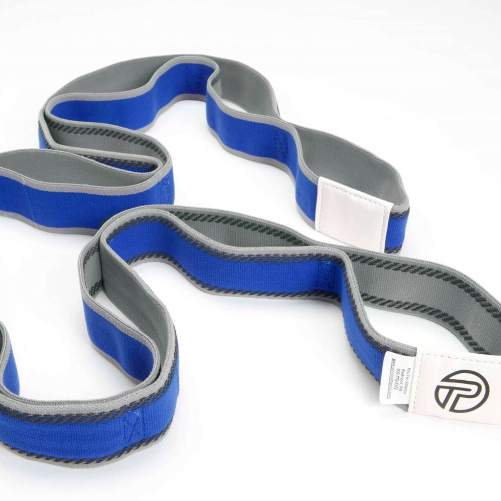 PRO-TECH STRETCH BAND WITH DYNAMIC STRENGTHENING EXERCISES