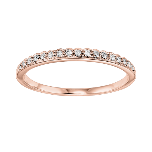 Rose Gold Mixable Ring