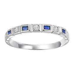 Mixable Ring - Sapphire