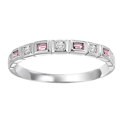 Mixable Ring - Pink Tourmaline