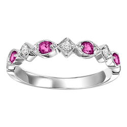 Mixable Ring - Syn Alexandrite