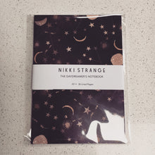Nikki Strange Daydreamers notebook