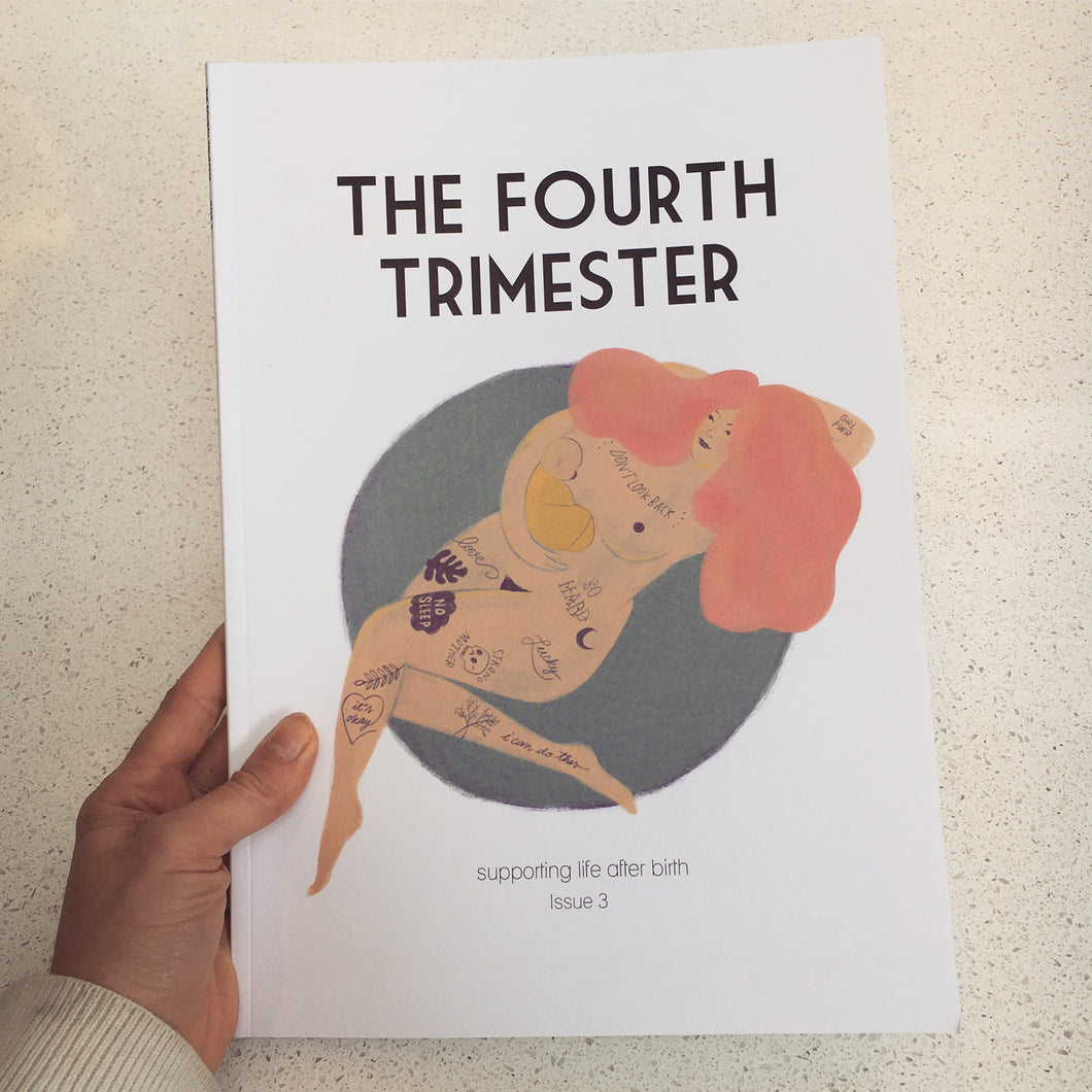 The Fourth Trimester issue 3