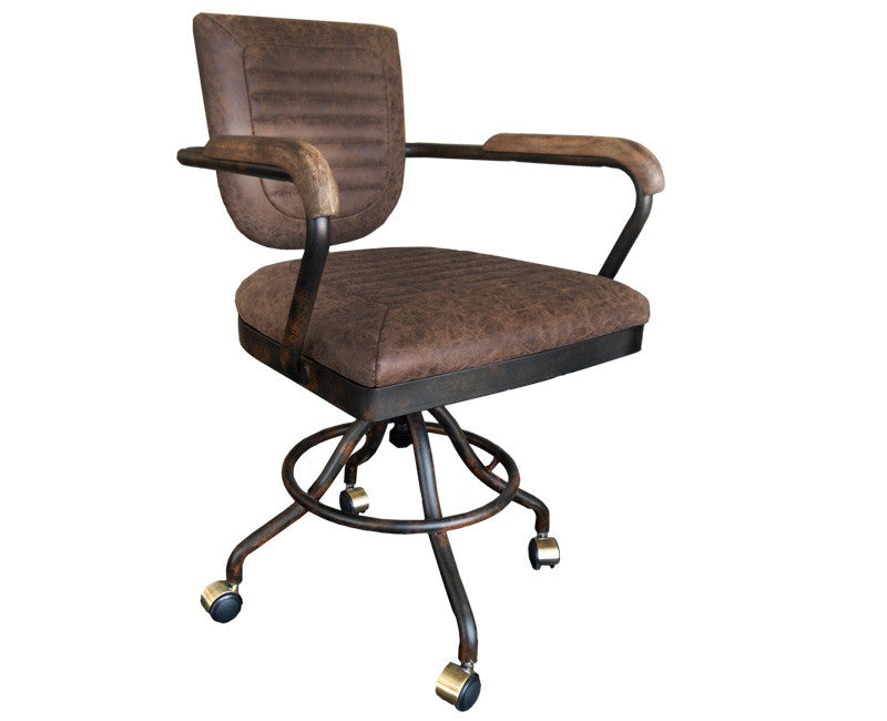Vintage Desk Chair - Online Office Furniture