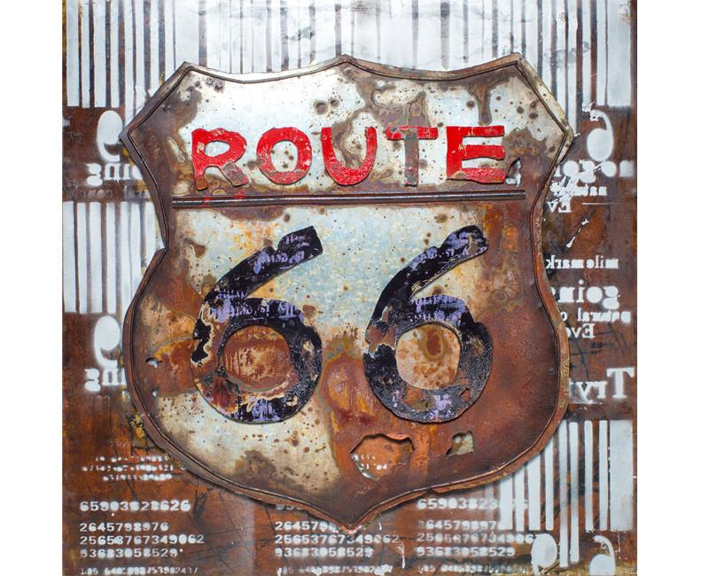Route 66 Wall Art - Online Office Furniture