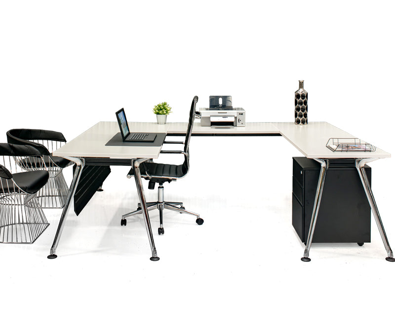 Chroma Series U Shape Desk - Online Office Furniture