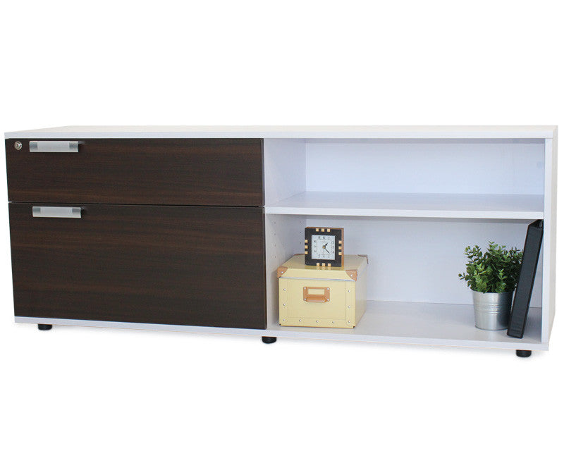 Options Series Low Credenza - Online Office Furniture