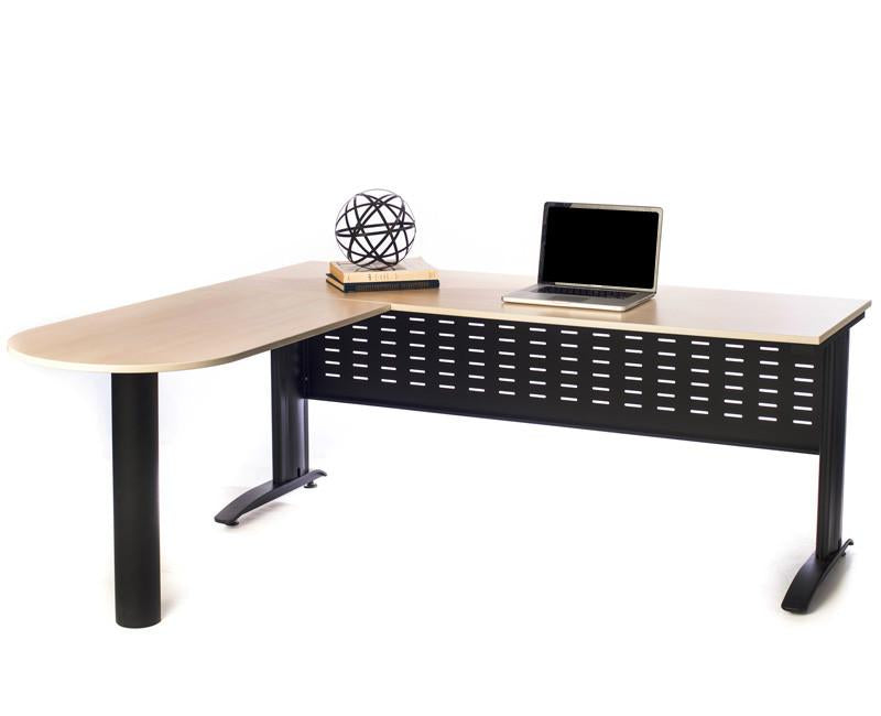 Newline Office Work Station - Single or Double - Online Office Furniture