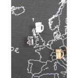 Beer Stein Map Pins
