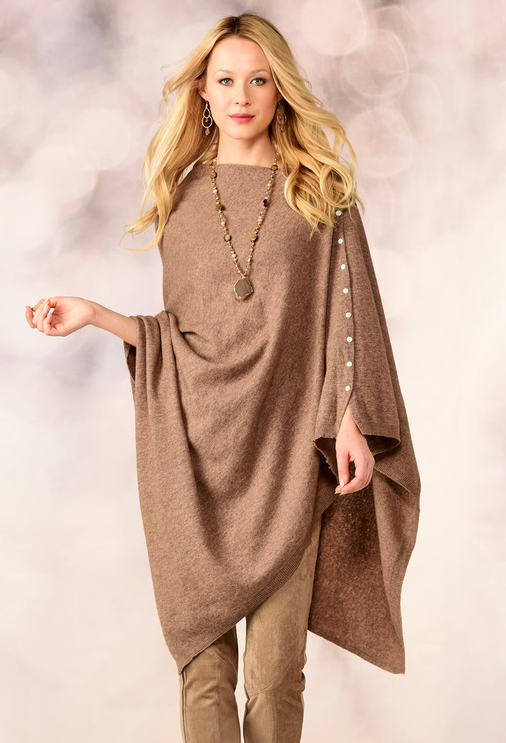 Longer Soft Comfy Cape