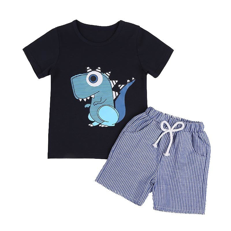 Boys short set