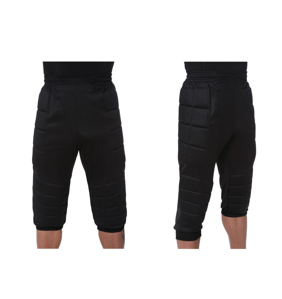 Padded Compression 3/4 Pants-3