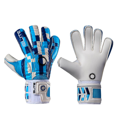 Aqua Goalkeeper Gloves - EliteSportUSA