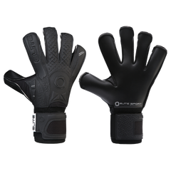 Black Solo 2021 Goalkeeper Gloves