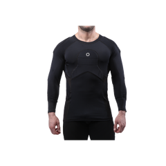 Elite BaDS 3/4  Sleeve, Padded Compression Shirt
