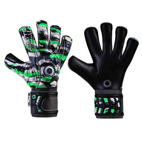 Elite Combat Pro Goalkeeper Gloves