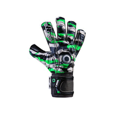 Elite Combat Pro Goalkeeper Gloves backhand