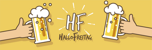 Hallo Freitag™ - Merch