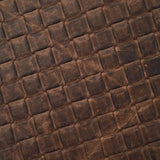 Light Weight Upholstery Leather - Full Leather Hide - 3 oz Cowhide - Deer Shack