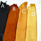A Grade Deerskin Large Leather Hides - 2-3 oz - Deer Shack