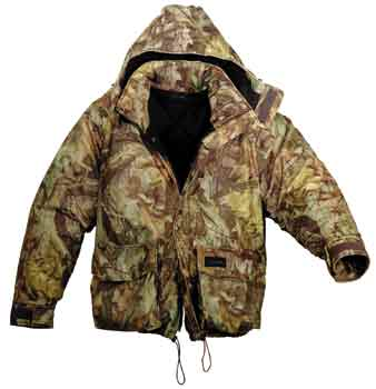 Advantage Timber Camo H Jacket XL - Deer Shack