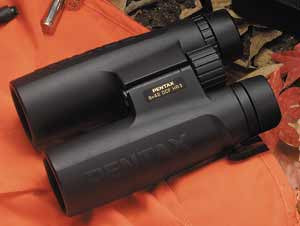 Pentax Binoculars 8 x 42 DCF HR I With Case
