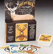 Dream Buck Card Game - Deer Shack