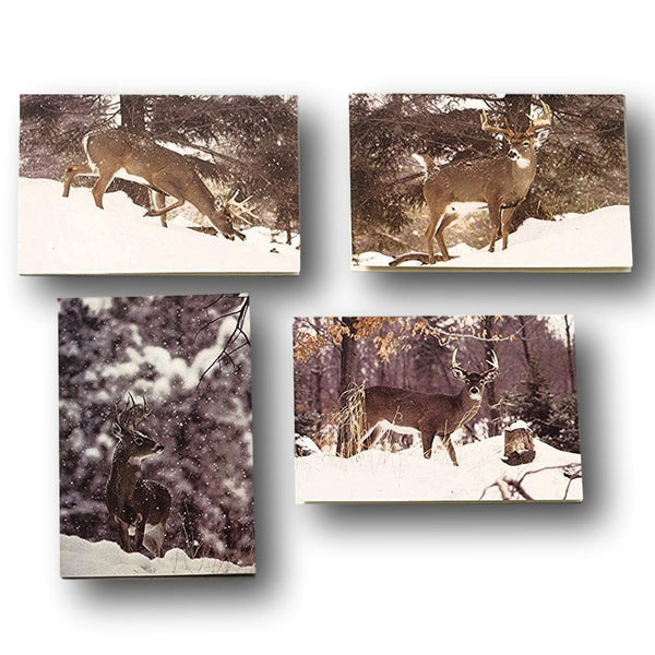Deer Hunters Note Cards - Deer Shack
