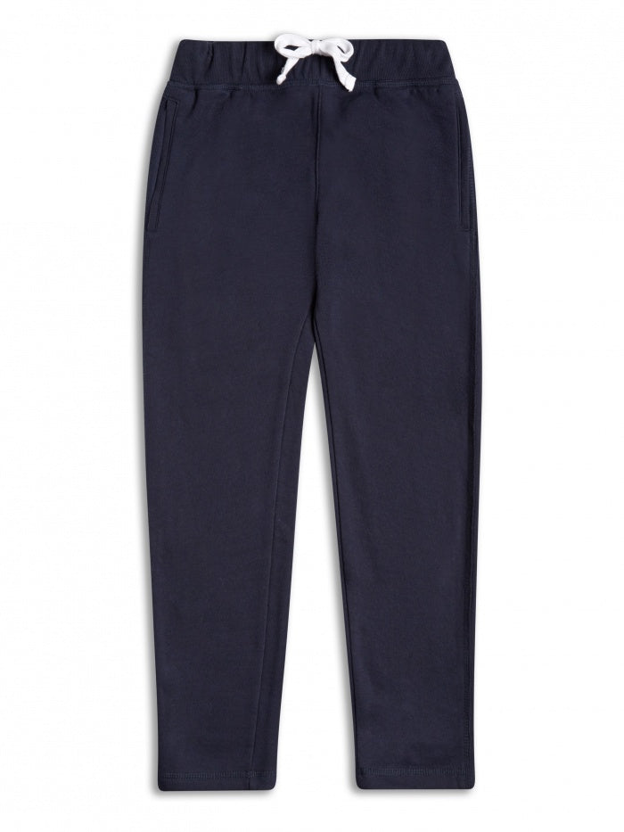 Comfy Sweats - Navy with White Tie