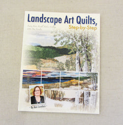 Landscape Art Quilts Book